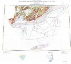 K-(52),53 (Владивосток). Государственная геологическая карта Российской Федерации. Третье поколение. Дальневосточная серия. Прогнозно-минерагеническая карта