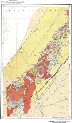 K-55-II, L-55-XXXII. Государственная геологическая карта Российской Федерации. Издание второе. Серия Курильская