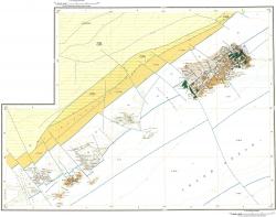K-55-III(II). Государственная геологическая карта Российской Федерации. Карта полезных ископаемых. Издание второе. Серия Курильская