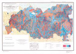 Карта аномального магнитного поля России и прилегающих акваторий