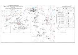 Карта полезных ископаемых Белгородской области
