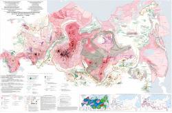Карта топливно-энергетических ресурсов России