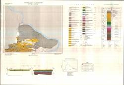 L-34-142 (Брегово и Бъйлещи). Геоложка карта на България