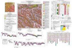 L-36-I (Любашовка). Геологическая карта и карта полезных ископаемых четвертичных отложений. Серия Центральноукраинская