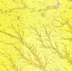 L-36-I (Любашовка). Геологическая карта СССР. Серия Центральноукраинская