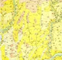 L-36-IX (Николаев). Геологическая карта СССР. Серия Центральноукраинская. Гидрогеологическая карта