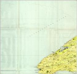 L-36-XXI (Черноморское). Геологическая карта СССР. Серия Крымская