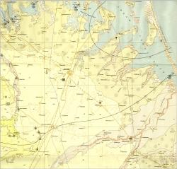 L-36-XXIII (Джанкой). Геологическая карта СССР. Серия Крымская
