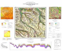 L-37-I (Пологи). Геологическая карта и карта полезных ископаемых четвертичных отложений. Центральноукраинская серия