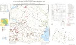 L-38 (Пятигорск). Государственная геологическая карта Российской Федерации. Третье поколение. Скифская серия. Карта полезных ископаемых досреднемиоценовых образований