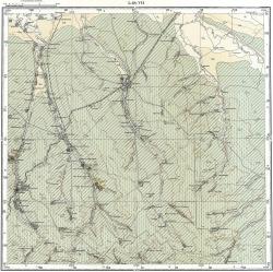 L-38-VII. Карта полезных ископаемых СССР. Серия Кума-Манычская