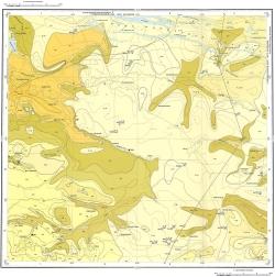 L-38-XX. Государственная геологическая карта Российской Федерации. Издание второе. Серия Скифская