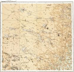L-38-XXIII. Карта полезных ископаемых СССР. Серия Кума-Манычская