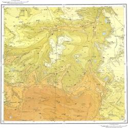 L-38-XXV. Государственная геологическая карта Российской Федерации. Издание второе. Серия Скифская
