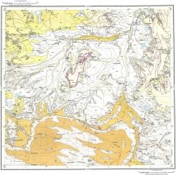 L-38-XXV. Государственная геологическая карта Российской Федерации. Карта полезных ископаемых. Издание второе. Серия Скифская