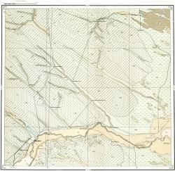 L-38-XXVII. Государственная геологическая карта СССР. Серия Кума-Манычская