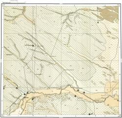L-38-XXVII. Карта полезных ископаемых СССР. Серия Кума-Манычская