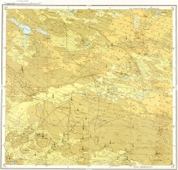 L-38-XXVIII. Государственная геологическая карта СССР. Серия Кума-Манычская