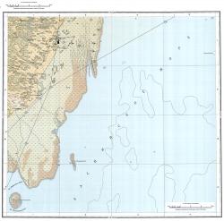 L-38-XXX. Карта полезных ископаемых СССР. Серия Кума-Манычская