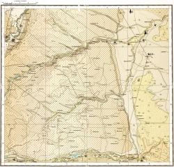 L-38-XXXIII. Карта полезных ископаемых СССР. Серия Кума-Манычской