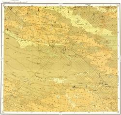 L-38-XXXIV. Государственная геологическая карта СССР. Серия Кума-Манычская