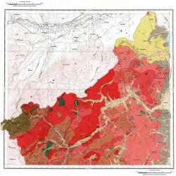 L-52-XXX. Государственная геологическая карта СССР. Серия Сихотэ-Алиньская