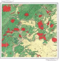 L-53-XII. Геологическая карта СССР. Серия Сихотэ-Алинская