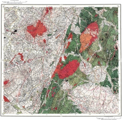 L-53-XXXIII. Государственная геологическая карта Российской Федерации. Карта полезных ископаемых. Серия Южно-Сихотэ-Алинская