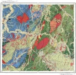 L-53-XXXIII. Государственная геологическая карта Российской Федерации. Серия Южно-Сихотэ-Алинская