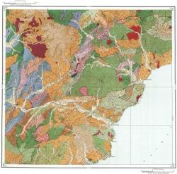 L-53-XXXIV. Геологическая карта СССР. Серия Сихотэ-Алинская