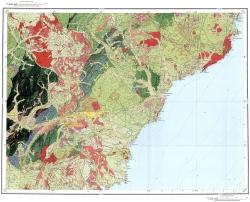 L-53-XXXIV,XXXV. Государственная геологическая карта Российской Федерации. Издание второе. Серия Южно-Сихотэ-Алинская
