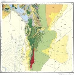 L-54-XVIII. Государственная геологическая карт Российской Федерации. Издание второе. Серия Сахалинская