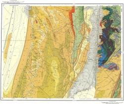 L-54-X,XI. Государственная геологическая карта Российской Федерации. Издание второе. Серия Сахалинская