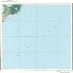 L-55-XXXIV. Геологическая карта СССР. Серия Курильская
