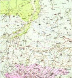 M-35-V (Лельчицы). Гидрогеологическая карта СССР. Серия Центральноукраинская