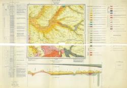 M-37-XXXI. Геологическая карта СССР. Серия Донбасская