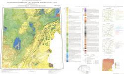 M-38 (Волгоград). Геологическая карта (Донеогеновые образования). Лист 1. Центрально-Европейская серия. Третье поколение.