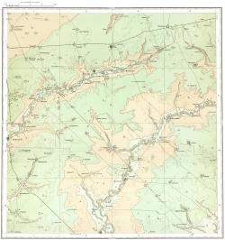 M-38-XII. Карта четвертичных образований СССР. Серия Нижневолжская