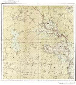 M-38-XXIV. Карта полезных ископаемых СССР. Серия Нижневолжская