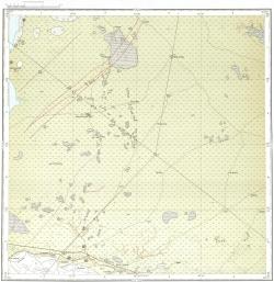 M-38-XXVIII. Карта полезных ископаемых СССР. Серия Нижневолжская