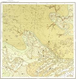 M-38-XXX. Карта полезных ископаемых СССР. Серия Нижневолжская