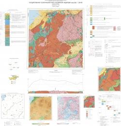 M-48-V (Каменск). Государственная геологическая карта Российской Федерации. Издание второе. Селенгинская серия