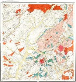 M-50-V. Геологическая карта Российской Федерации. Карта полезного ископаемого. Издание второе. Приаргунская серия