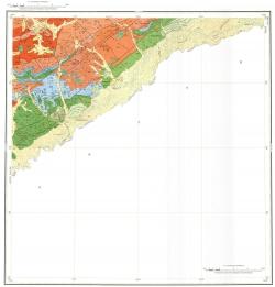 M-50-XXIII. Геологическая карта Российской Федерации. Второе издание. Приаргунская серия