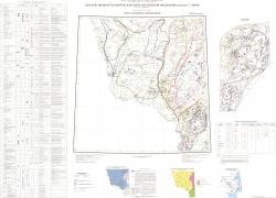 M-52 (Благовещенск). Государственная геологическая карта Российской Федерации. Третье поколение. Дальневосточная серия. Карта полезных ископаемых