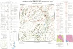 M-53 (Хабаровск). Государственная геологическая карта Российской Федерации. Третье поколение. Карта полезных ископаемых. Дальневосточная серия