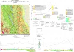 M-54-XVIII (Пограничное). Государственная геологическая карта Российской Федерации. Издание второе. Сахалинская серия