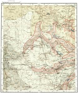 N-36-VI. Геологическая карта СССР. Серия Московская