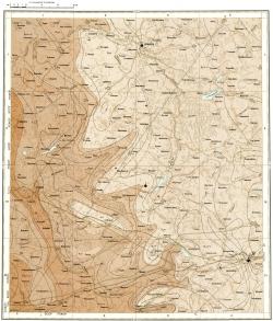 N-36-VIII. Геологическая карта СССР. Московская серия