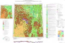 N-37 (Москва). Государственная геологическая карта Российской Федерации. Третье поколение. Центрально-Европейская серия. Карта четвертичных образований